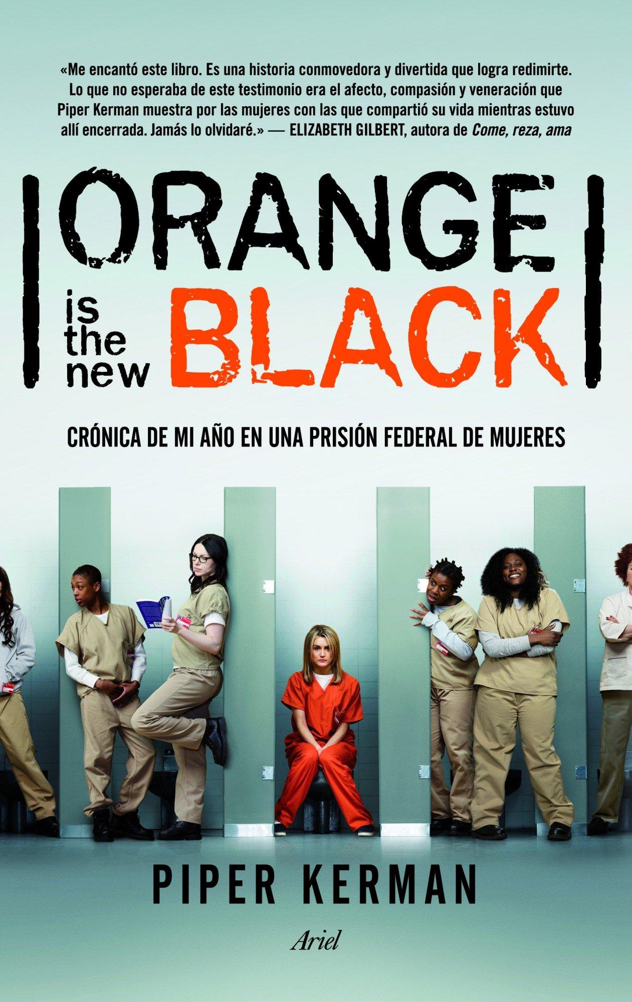 Libro de Orange is the new black