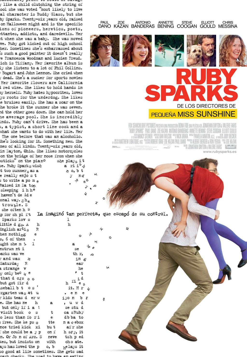 Cartel de Ruby Sparks