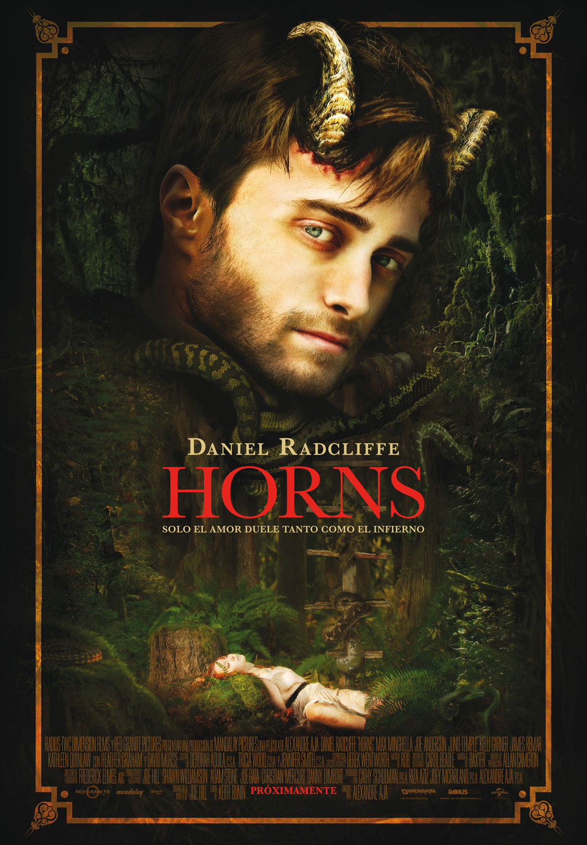 Cartel de Horns