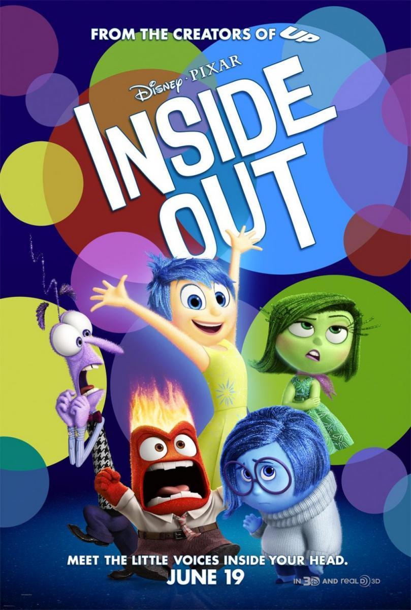 Cartel de Inside Out