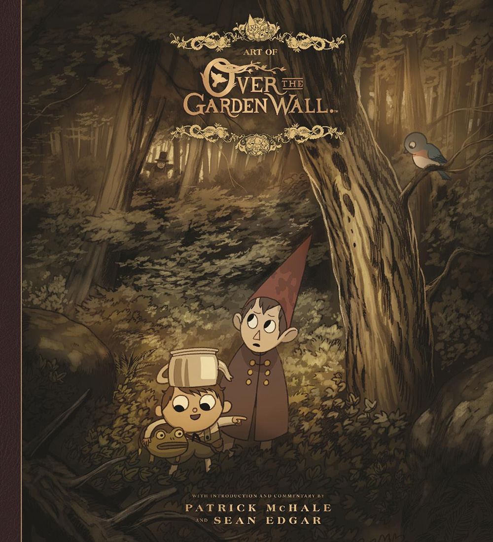 Cartel de Over the garden wall