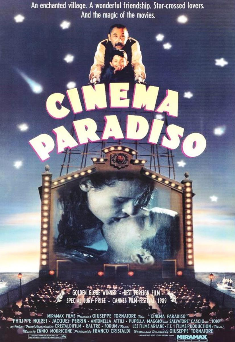 Cartel de Cinema Paradiso