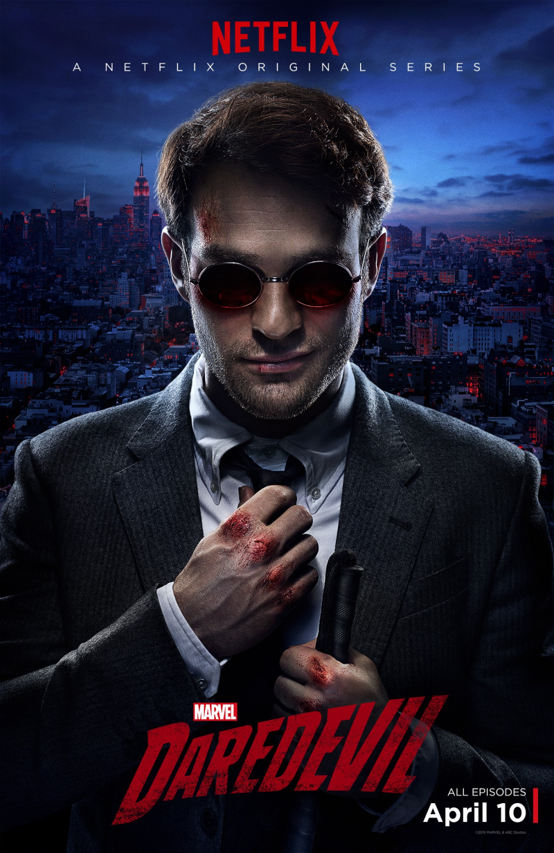 Cartel de Daredevil