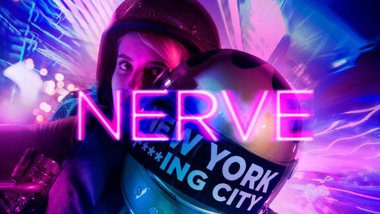Cartel de Nerve. Un juego sin reglas