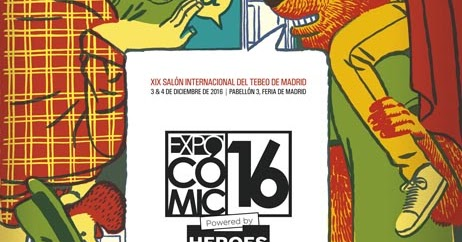 Cartel Expocómic2016