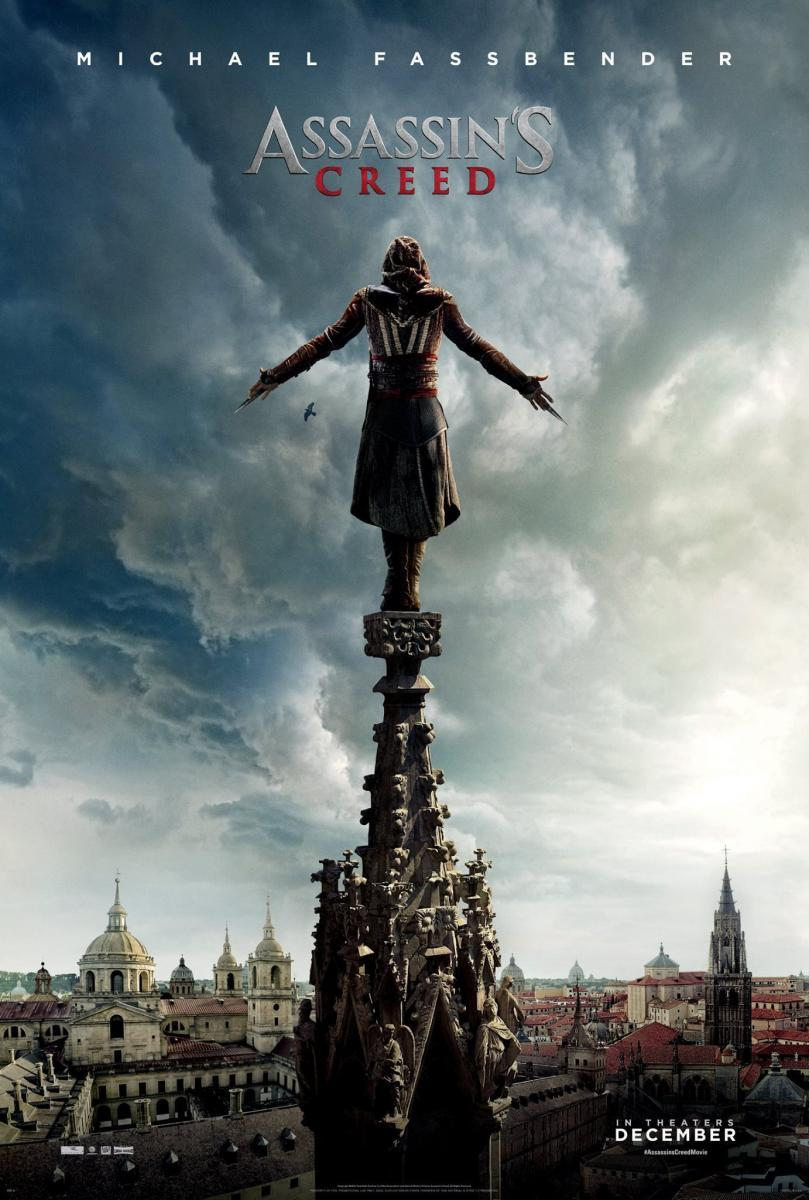 Película de Assassins Creed