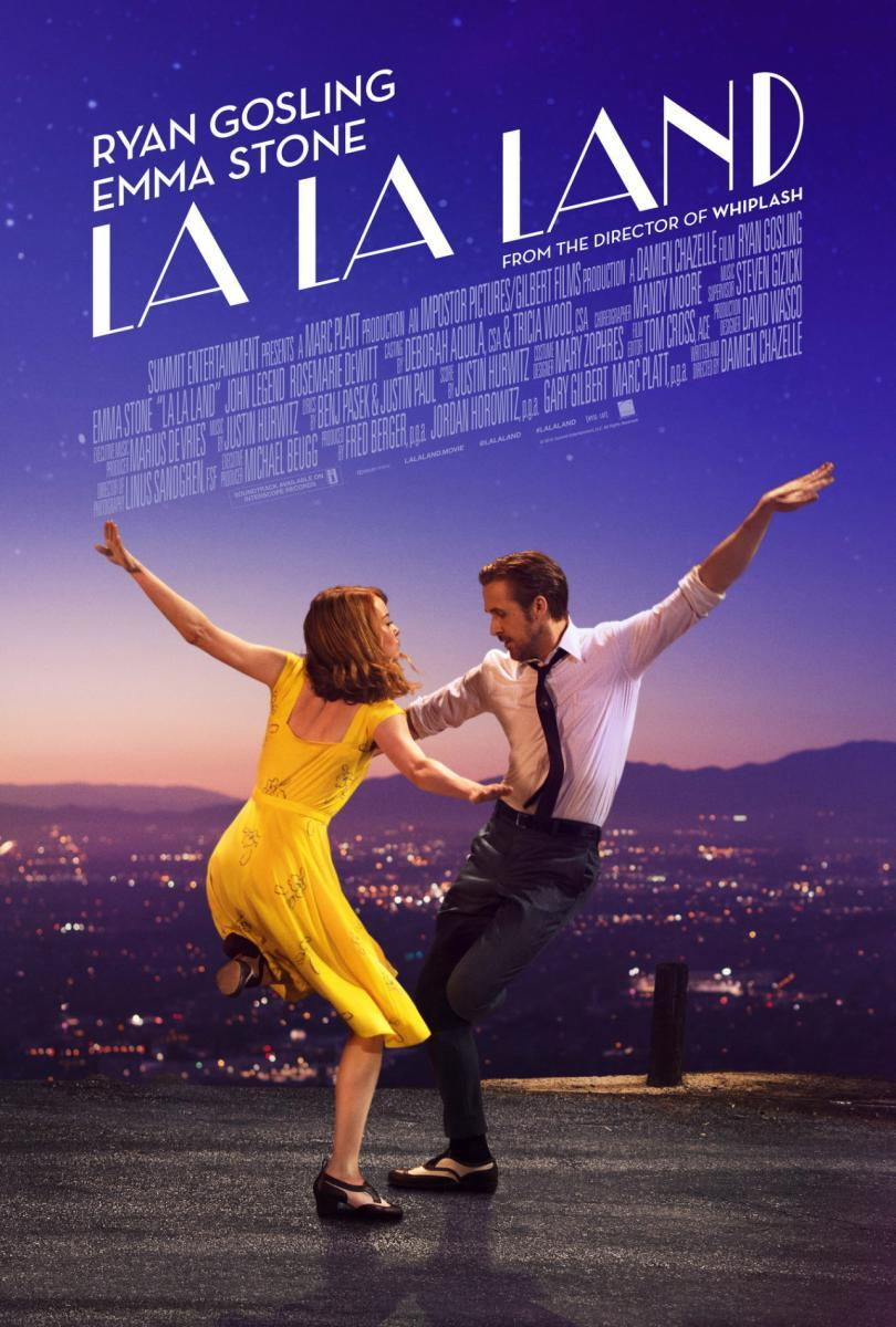 Cartel de La La Land