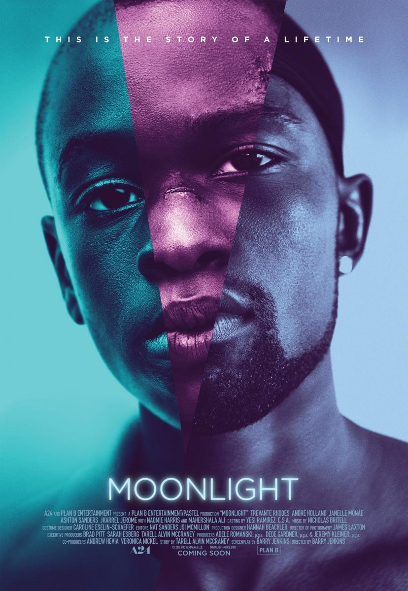 Cartel de Moonlight
