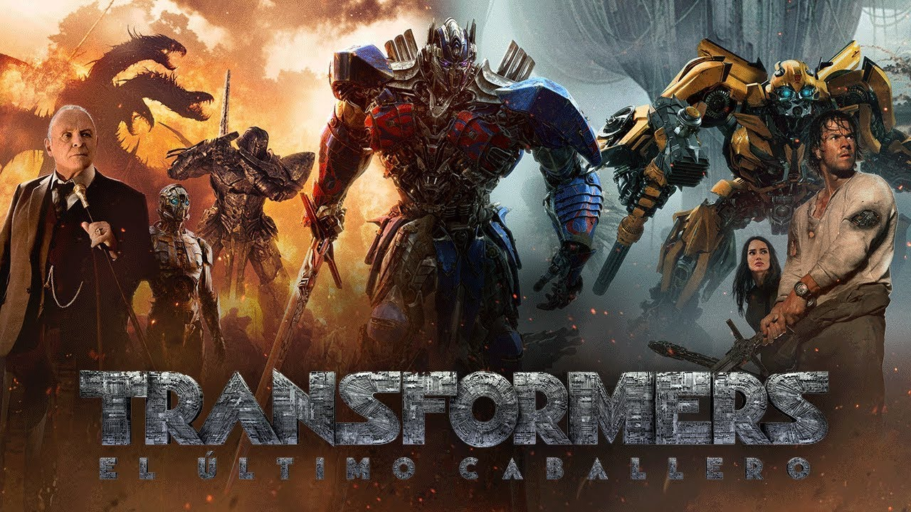 Crítica Transformers: El último caballero