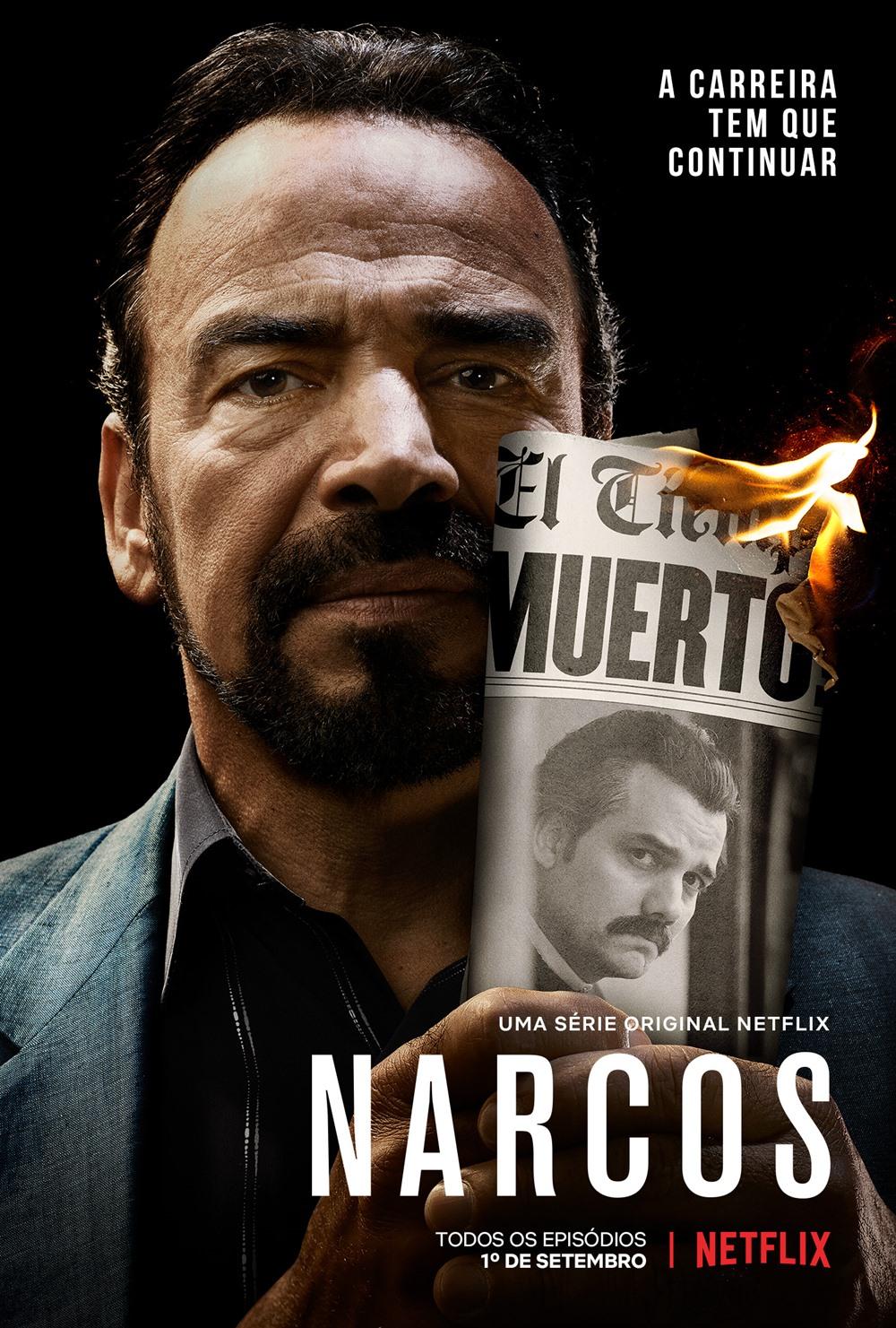 Temporada 3 de Narcos