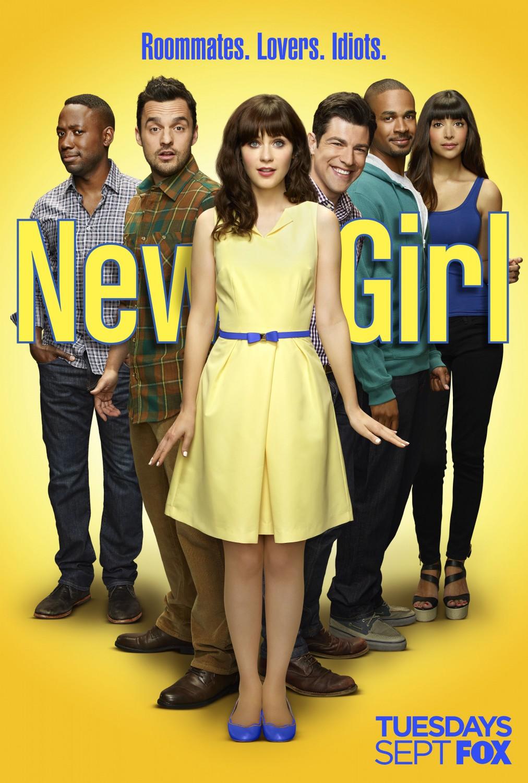 Razones para ver New Girl