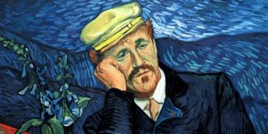 Jerome Flynn en Loving Vincent