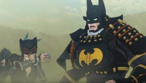 Escena de Batman Ninja