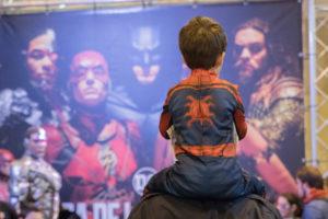 Heroes Comic Con Valencia es un evento para todos los públicos