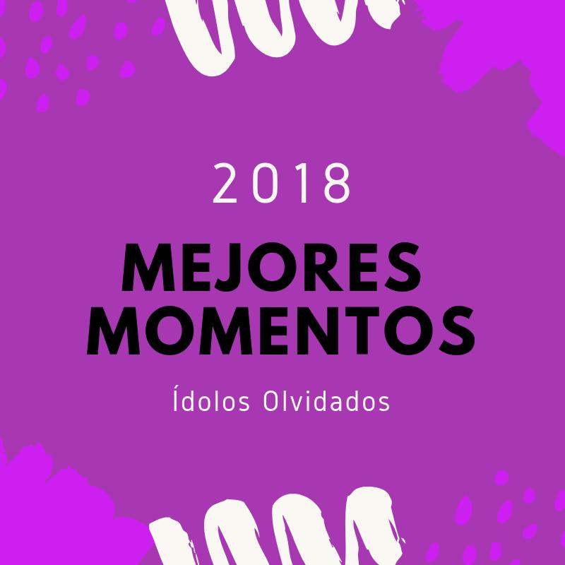 Los mejores momentos del 2018