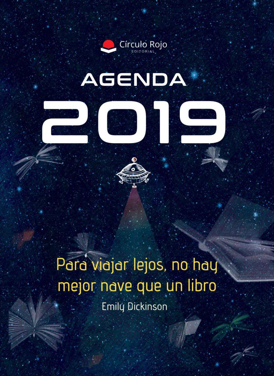 Agenda 2019 Editorial Círculo Rojo