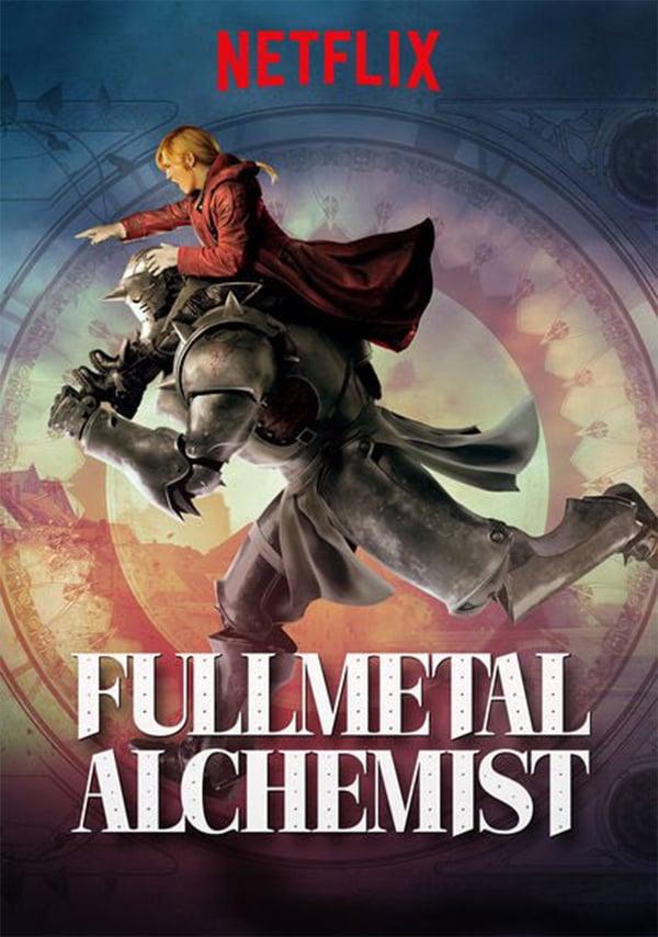 Crítica de la película Full metal alchemist