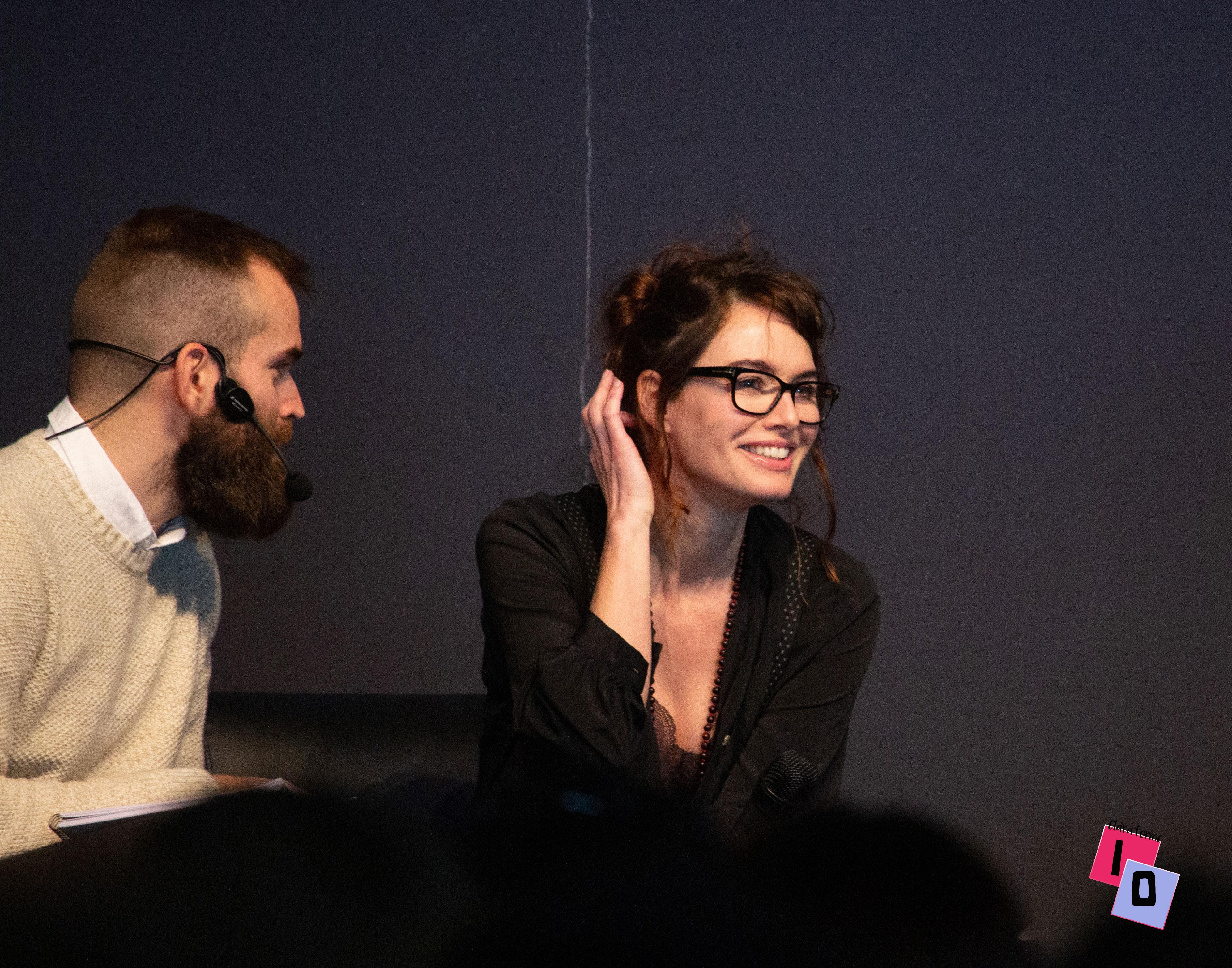 Lena Headey en Héroes Comic Con Valencia 2019