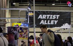 Artist Alley en Héroes Comic Con Valencia