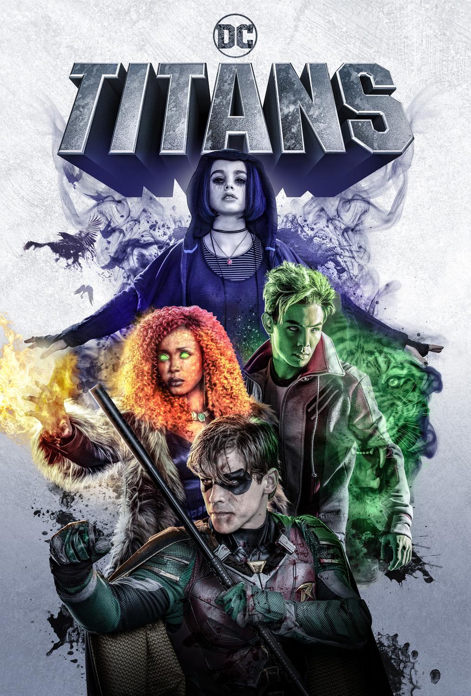 Crítica de la serie Titans