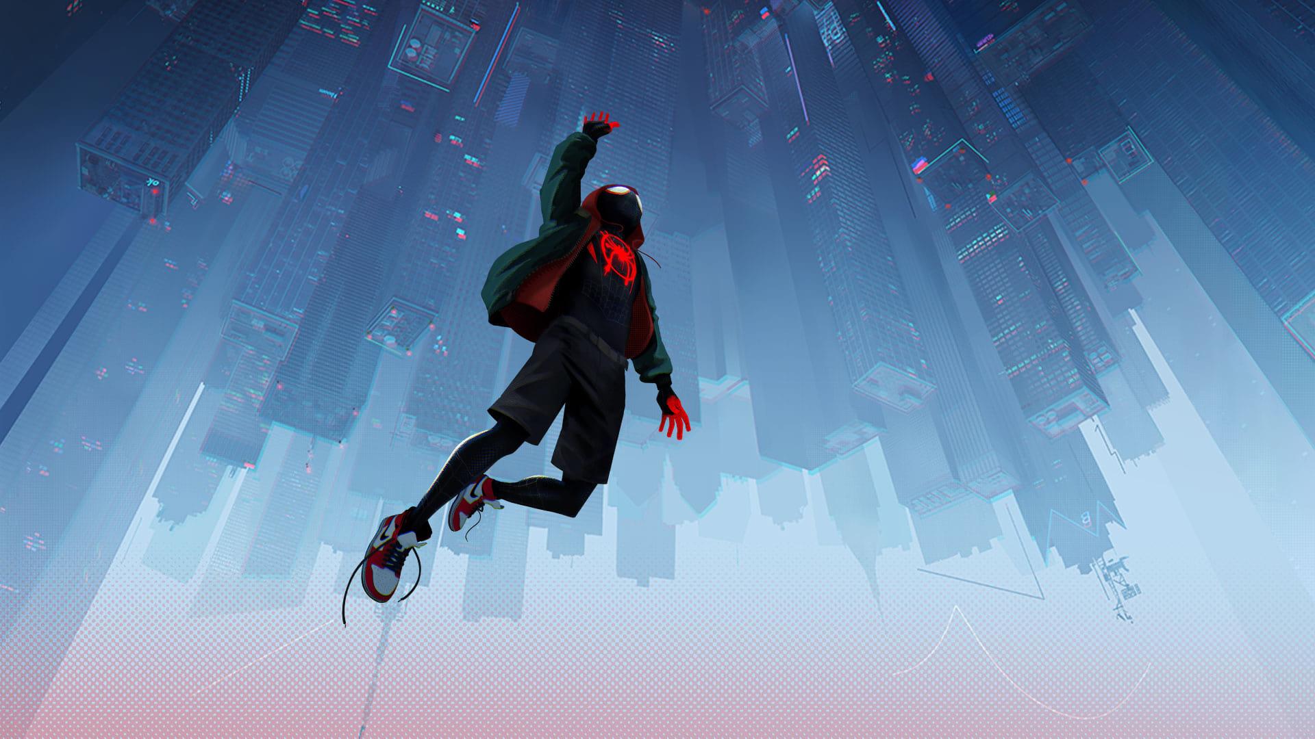 Crítica de Spider-Man: Un nuevo universo