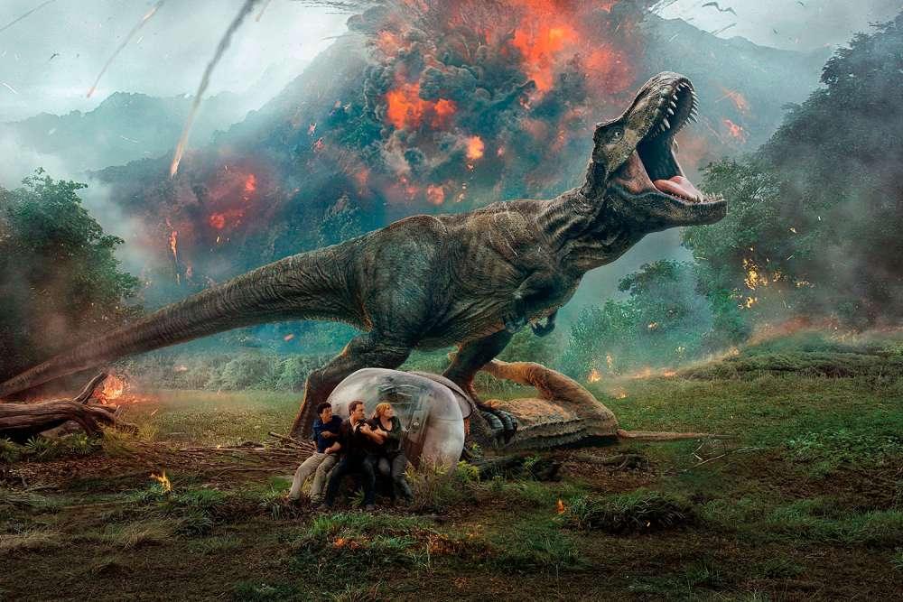 Crítica de Jurassic World: El reino caído