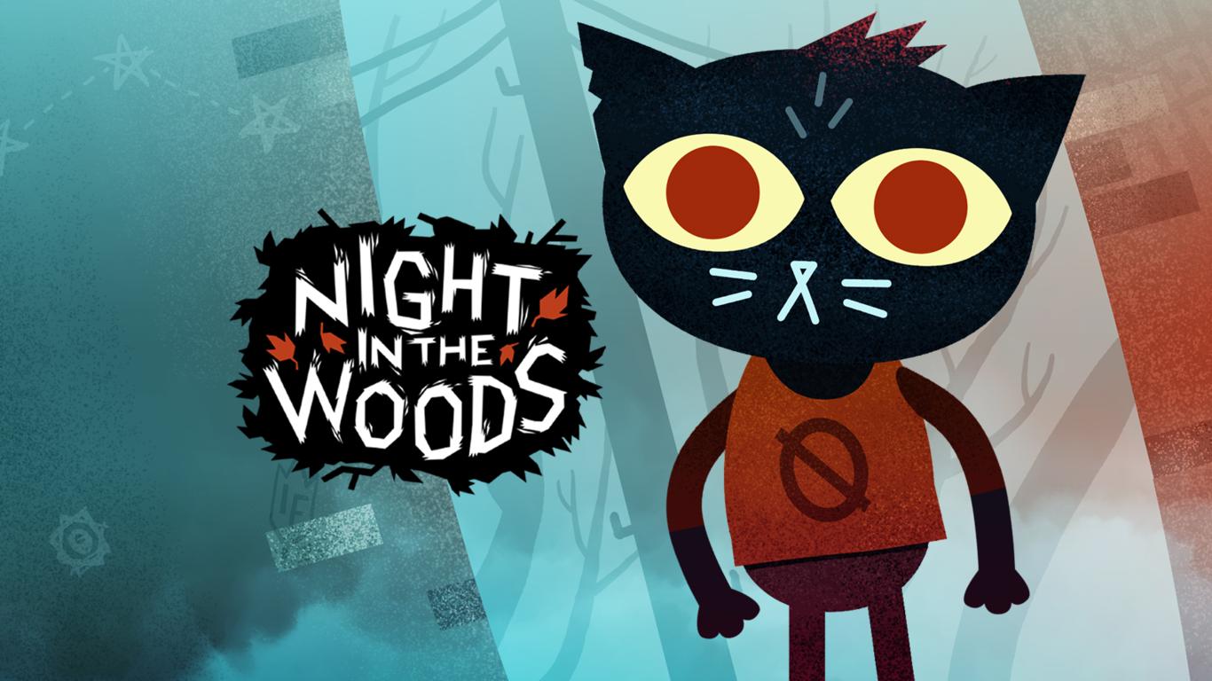 Night in the woods y dejar el pasado atrás