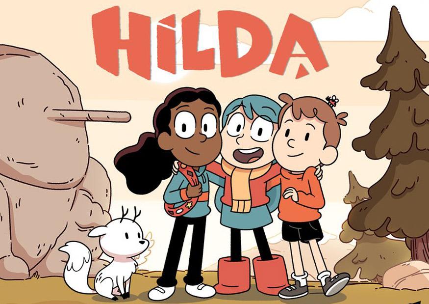 Razones para ver Hilda
