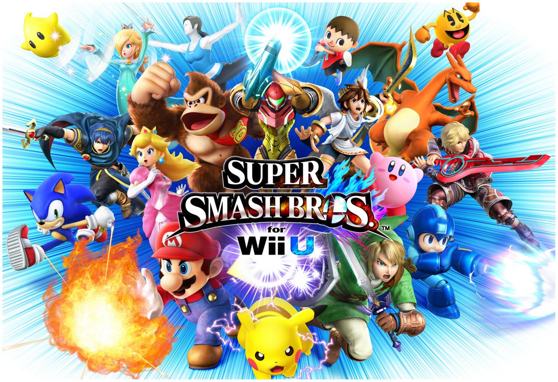 Jugar a Super Smash Bros.