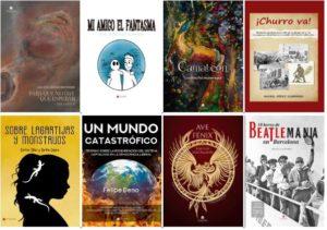 Novedades de Editorial Círculo Rojo para mayo 2019