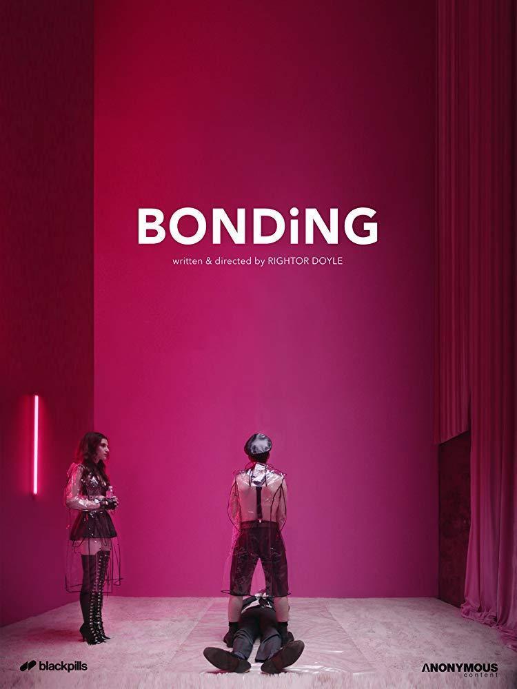 Cartel de la serie Bonding