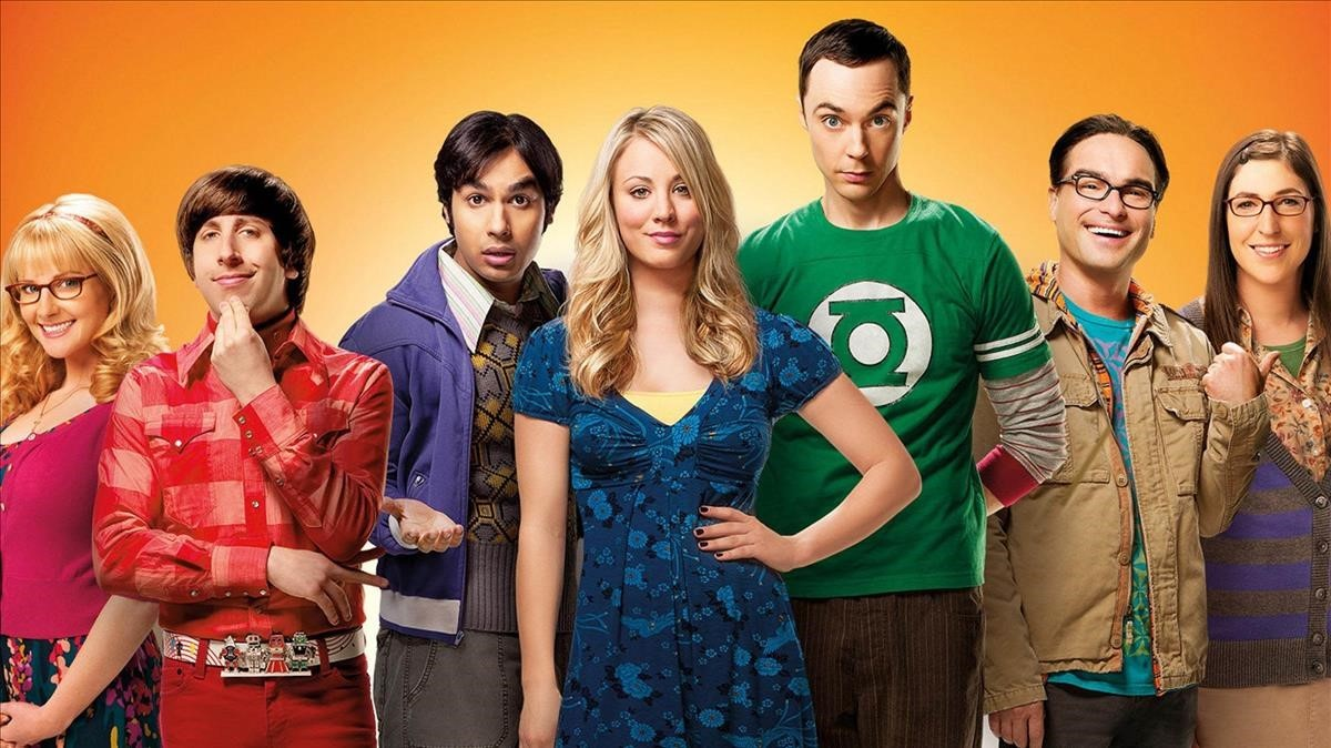 Información sobre The Big Bang Theory