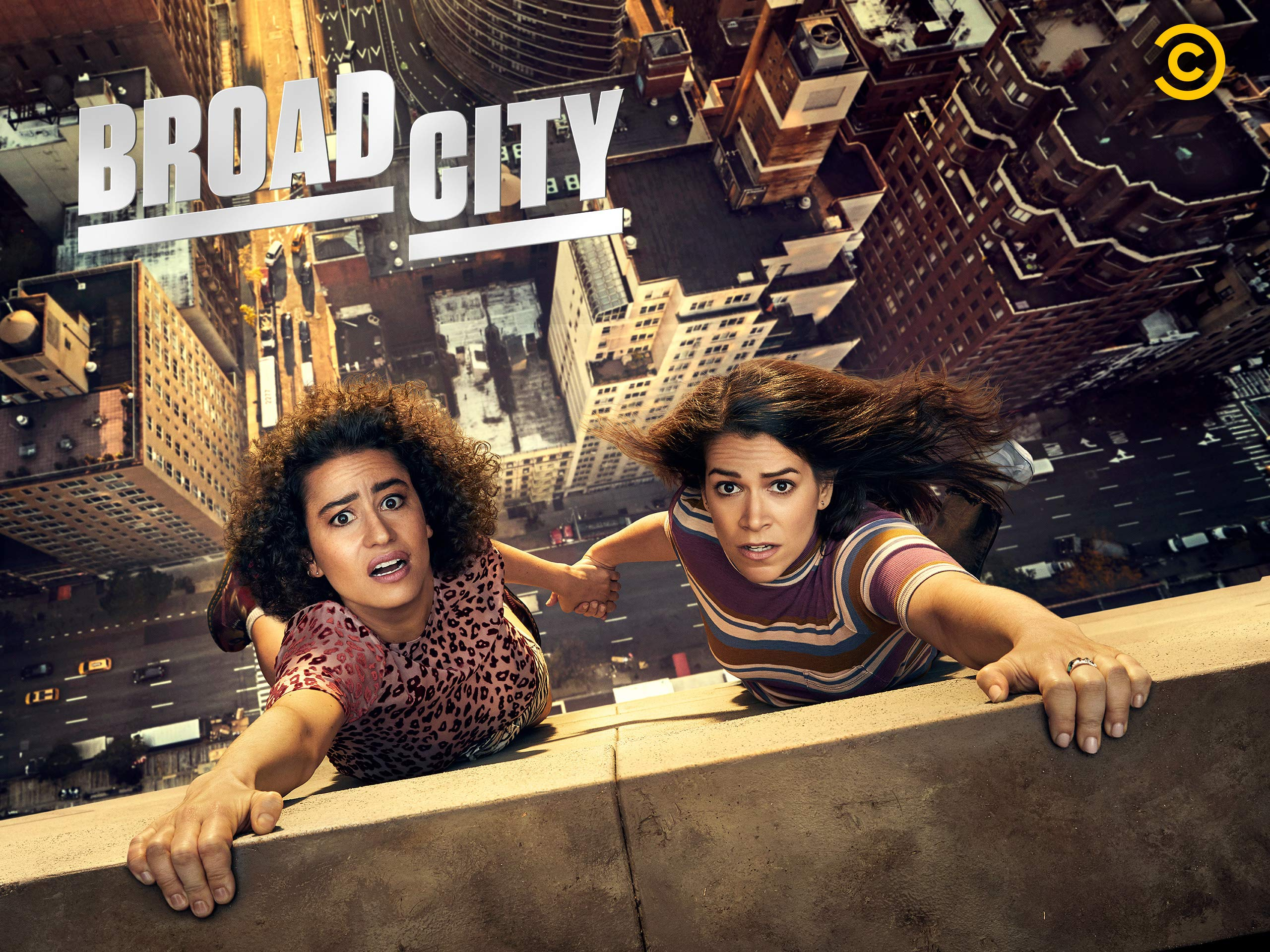 Cartel de la temporada 5 de Broad City