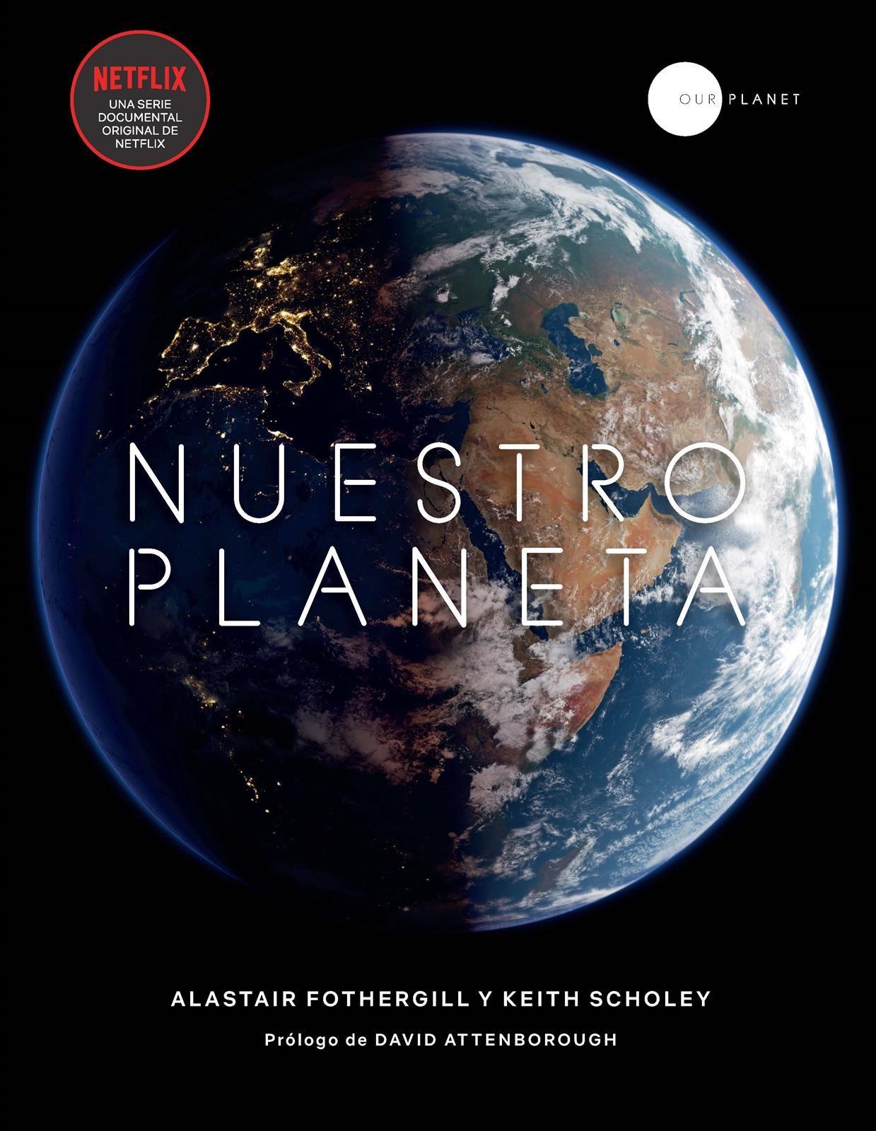 Análisis de Nuestro planeta