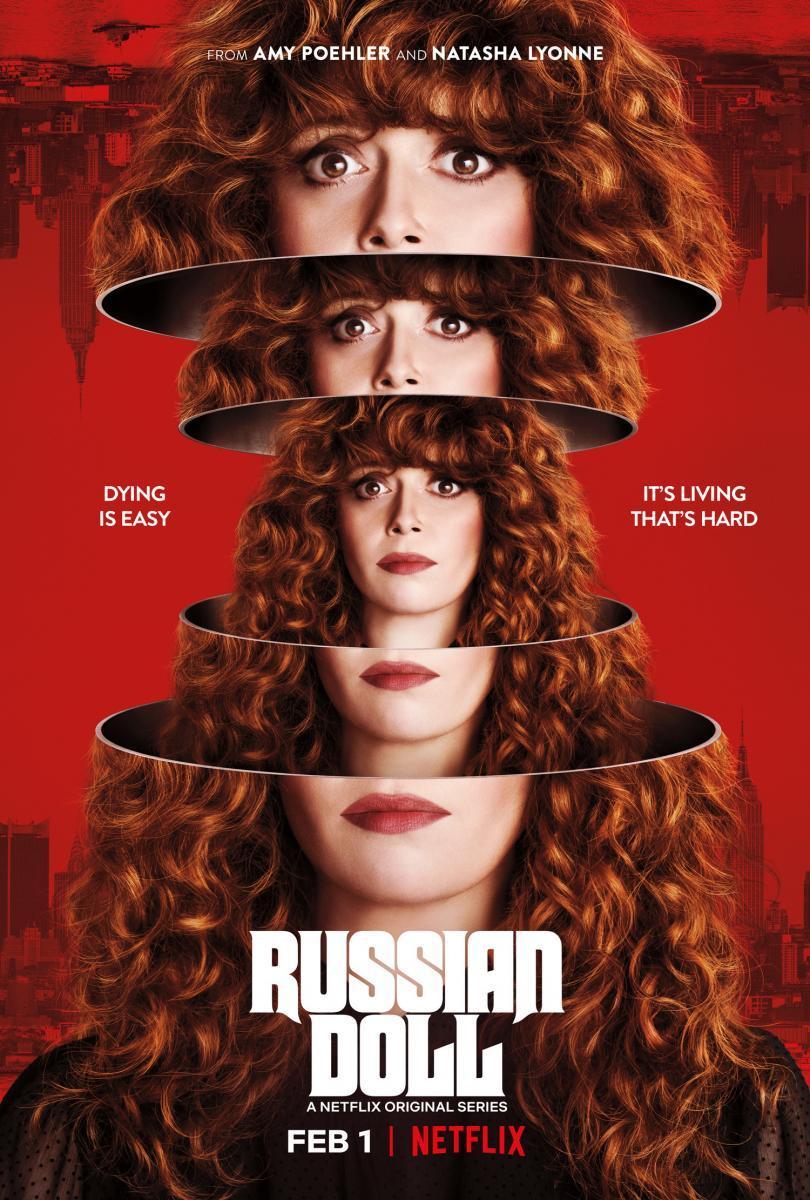 Razones para ver la serie Muñeca rusa
