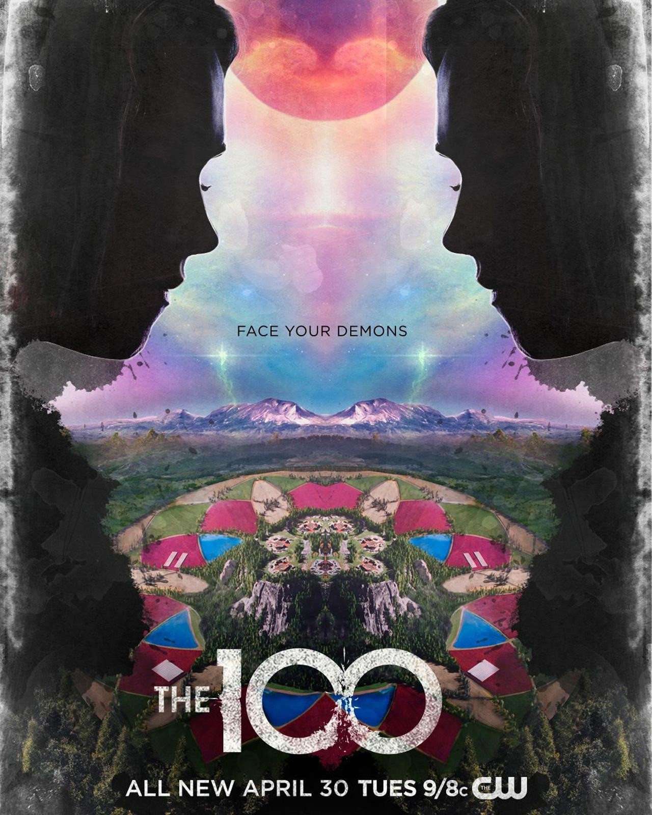 Cartel de Los 100