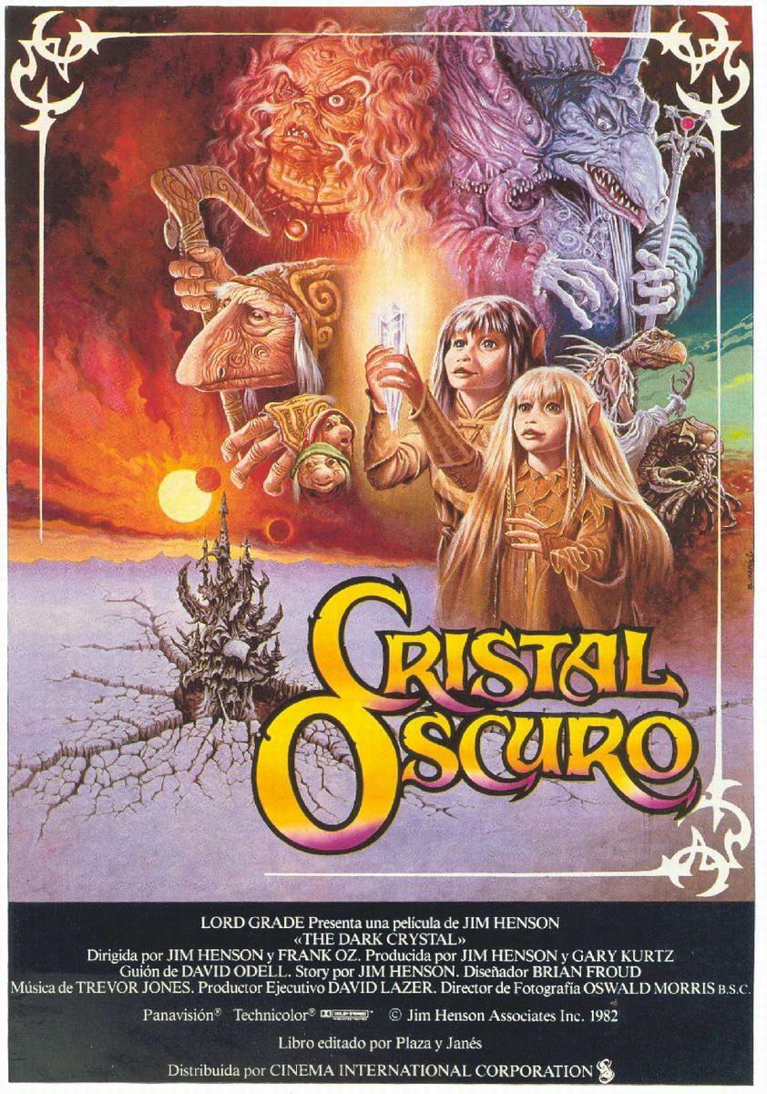 Cartel de Cristal oscuro