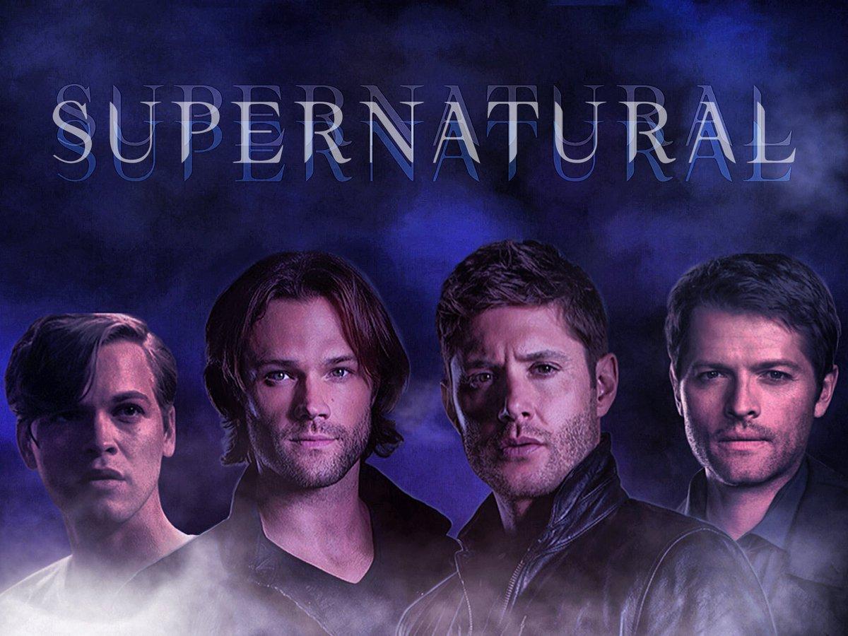 Cartel de Sobrenatural