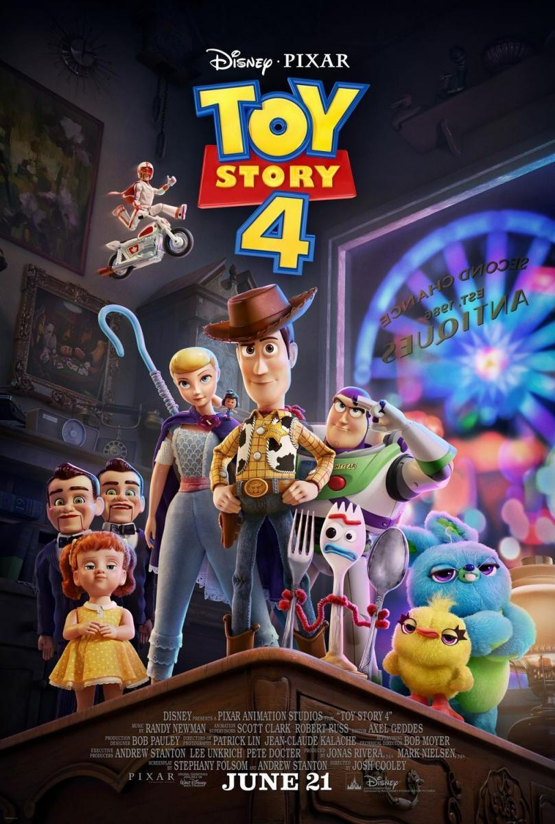 Crítica de Toy Story 4