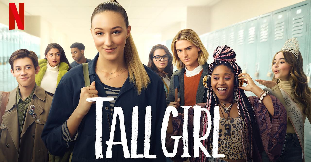 Cartel de Tall Girl