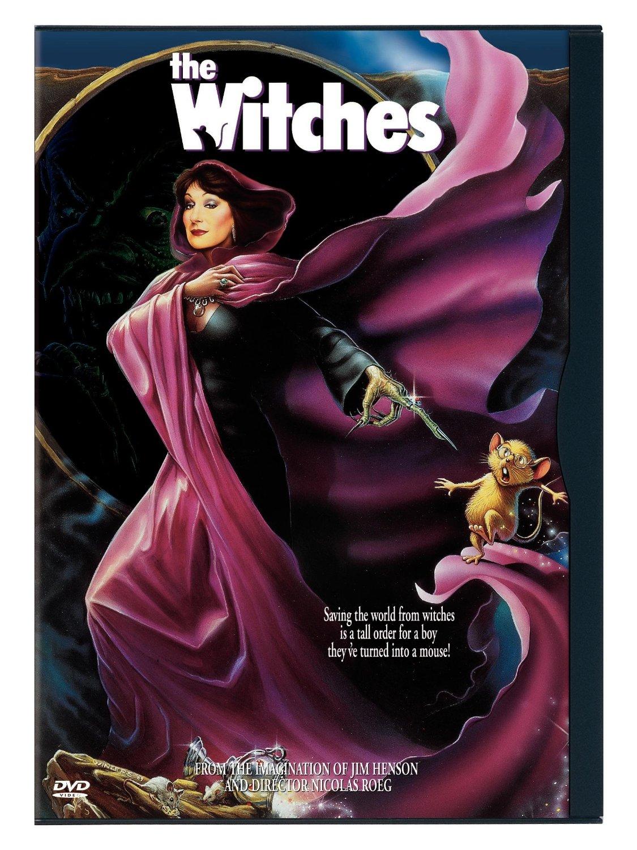 Cartel de La maldición de las brujas
