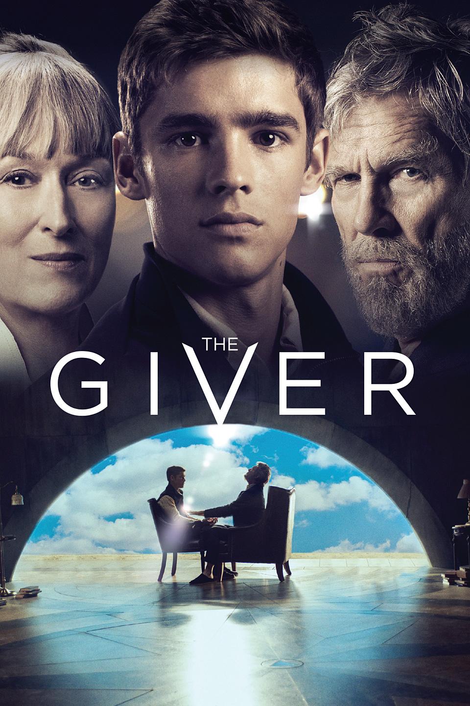 Cartel de The Giver