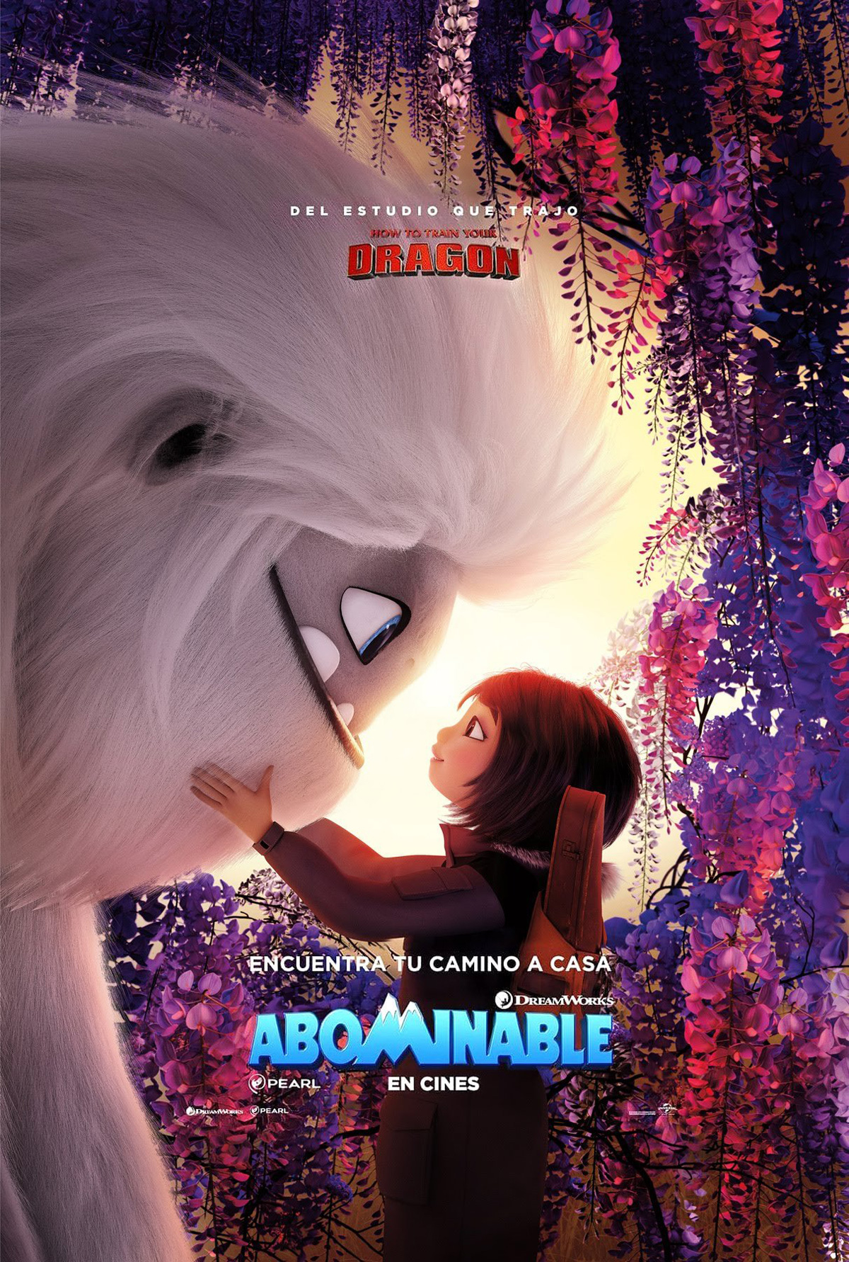Cartel de Abominable