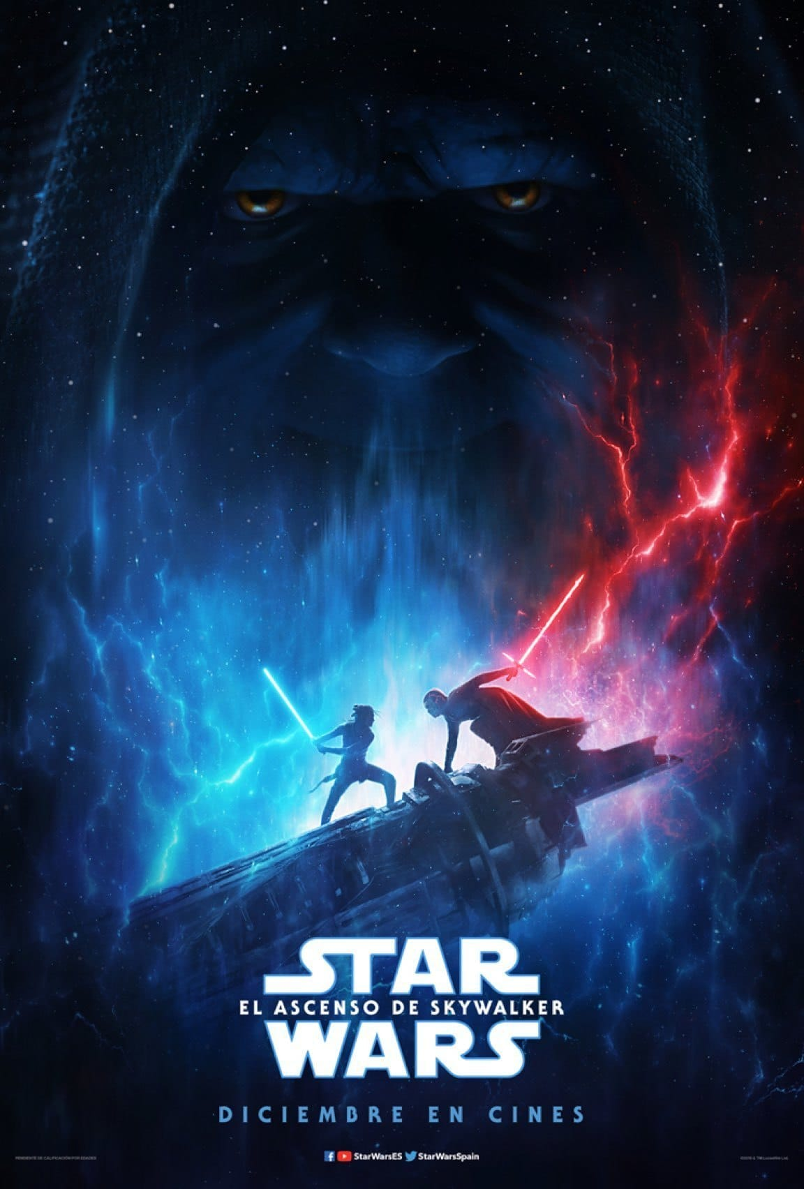 Cartel de Star Wars 9
