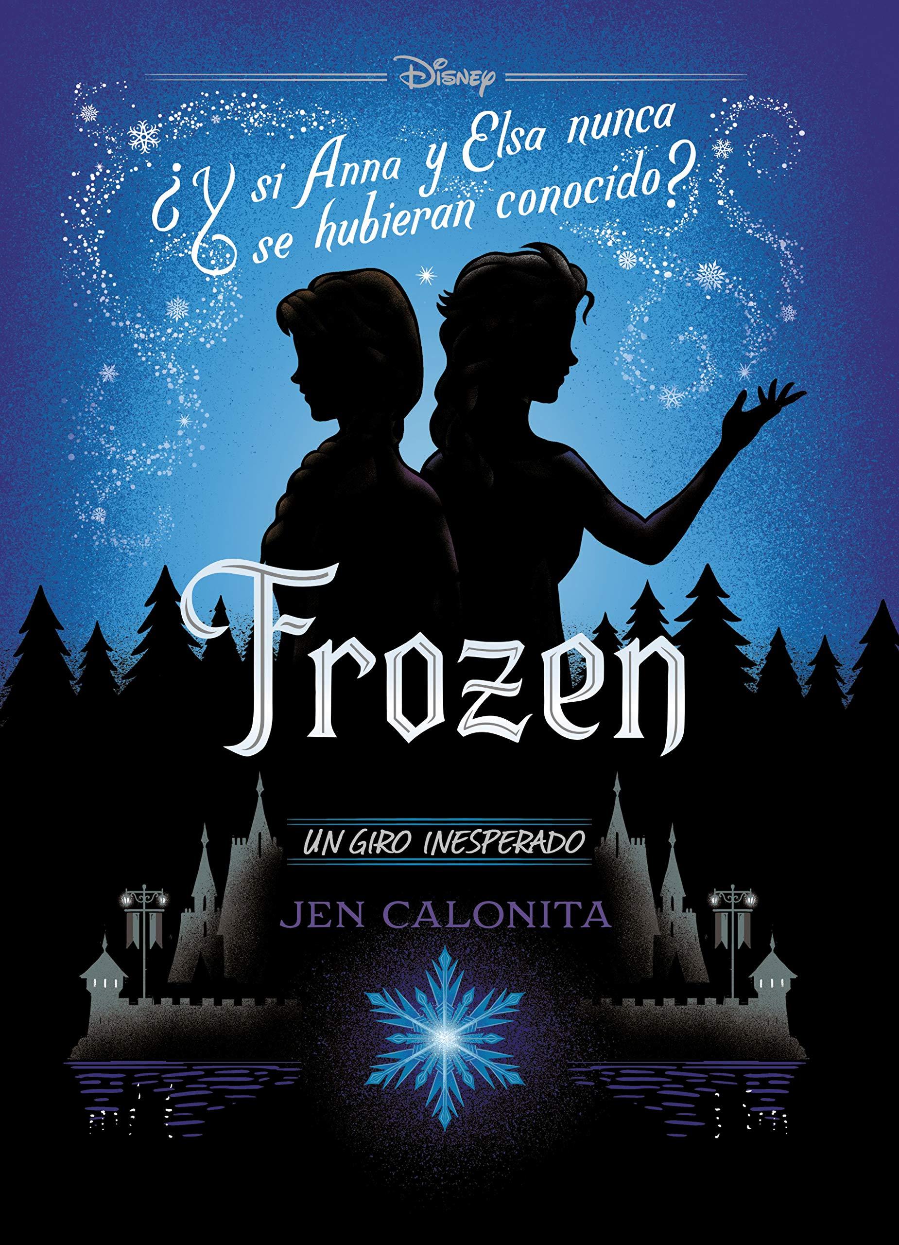 Portada de Frozen: Un giro inesperado