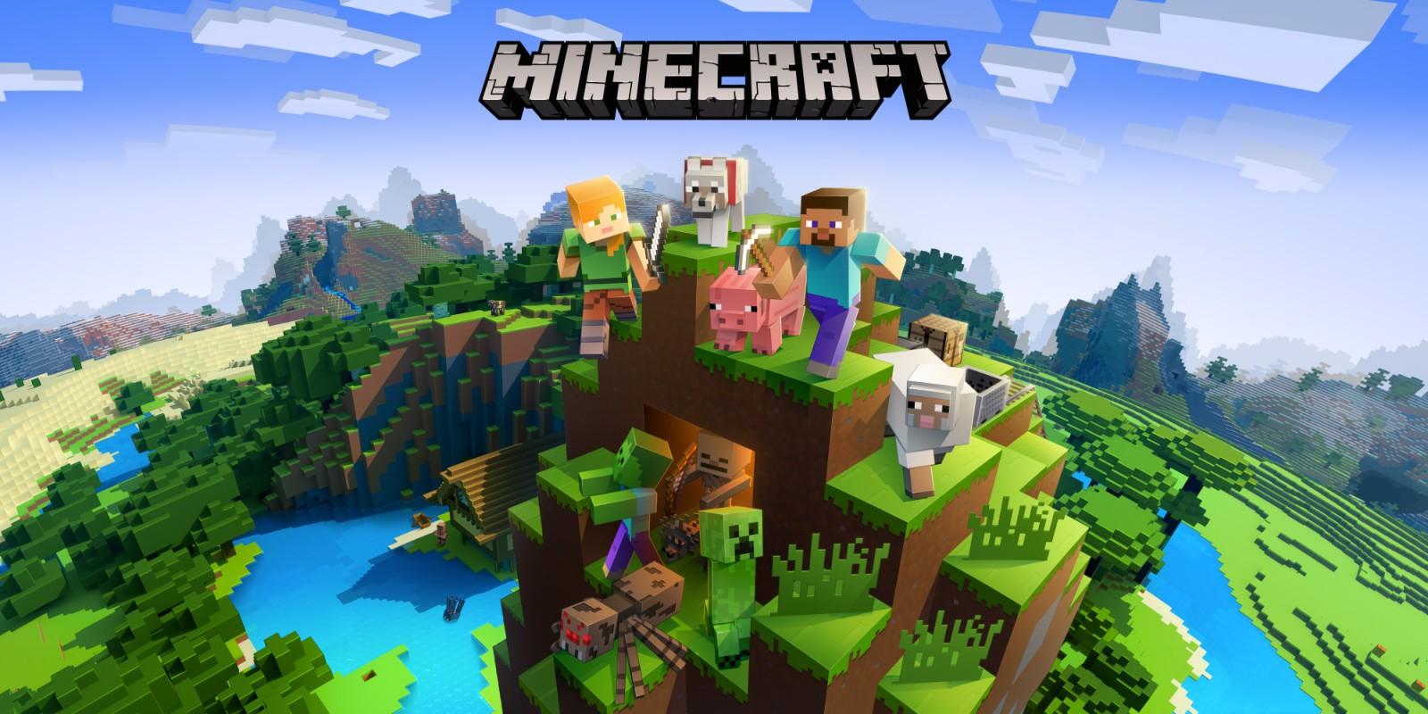 5 razones para jugar a Minecraft