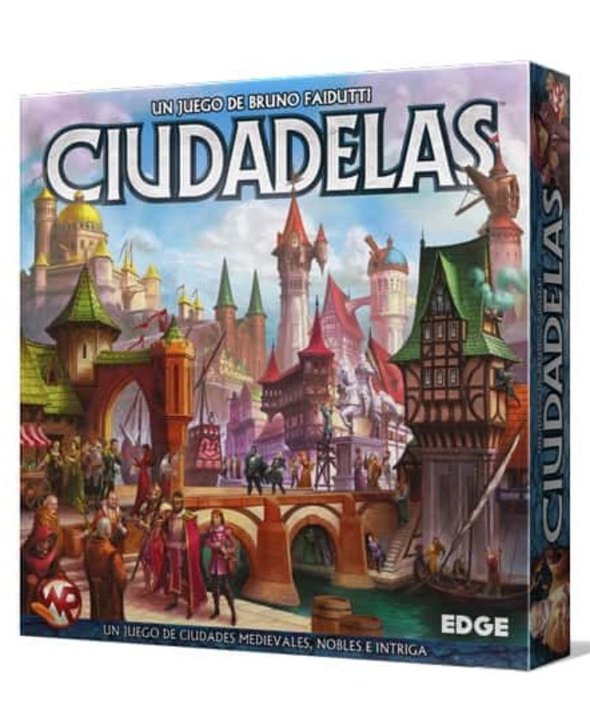 Cómo jugar a Ciudadelas