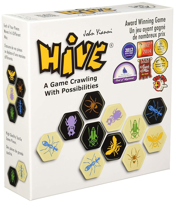 Juego de mesa Hive