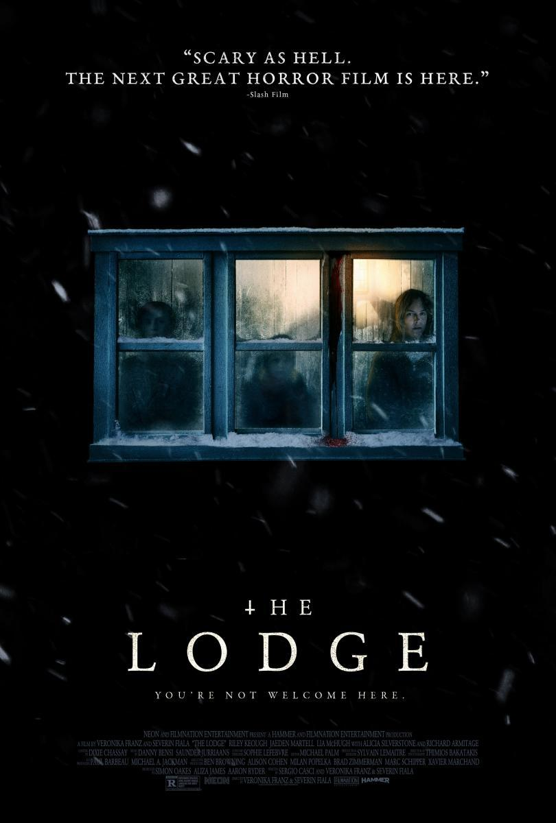 Cartel de The Lodge