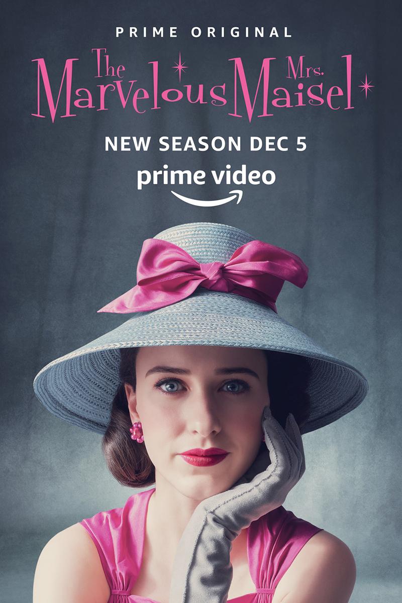 Temporada 3 de La maravillosa señora Maisel